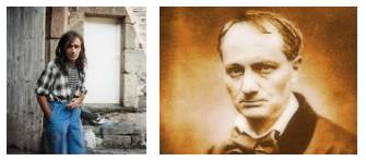 Juxtapositions oulipiennes d'images - Poésie des contrastes Baudel10
