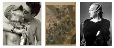 Juxtapositions oulipiennes d'images - Poésie des contrastes Casano10