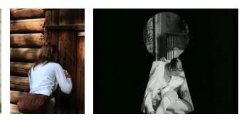 Juxtapositions oulipiennes d'images - Poésie des contrastes Curios10