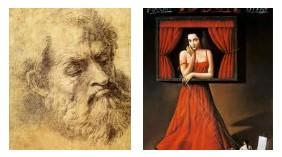 Juxtapositions oulipiennes d'images - Poésie des contrastes Duo10