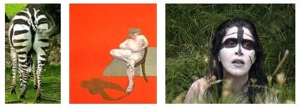 Juxtapositions oulipiennes d'images - Poésie des contrastes Femmez10