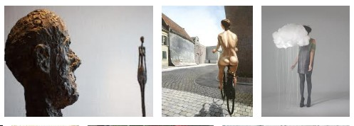 Juxtapositions oulipiennes d'images - Poésie des contrastes Giacom10
