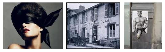 Juxtapositions oulipiennes d'images - Poésie des contrastes Schoki10