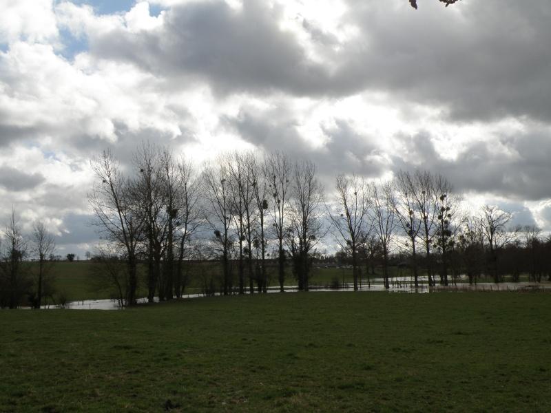 Février 2010 c'est aussi le mois des inondations!!! Vauvar30