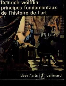 Princ. fond. de l'histoire de l'art - Heinrich Wölfflin Wolffl10