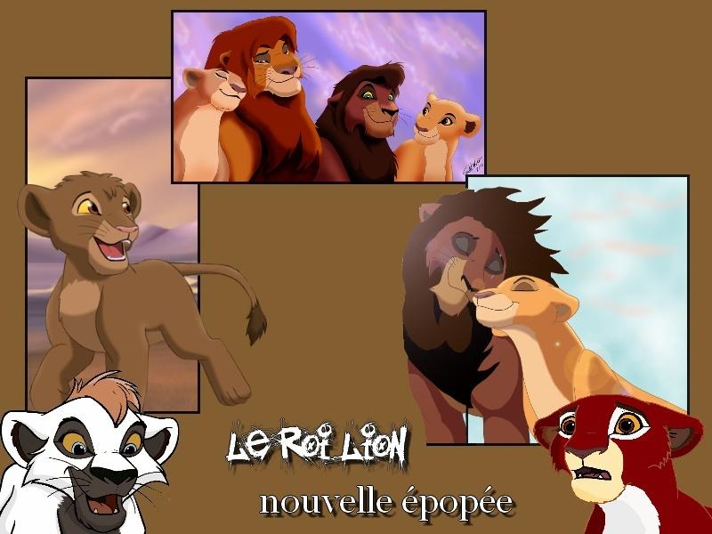 Le roi lion, nouvelle Epopée