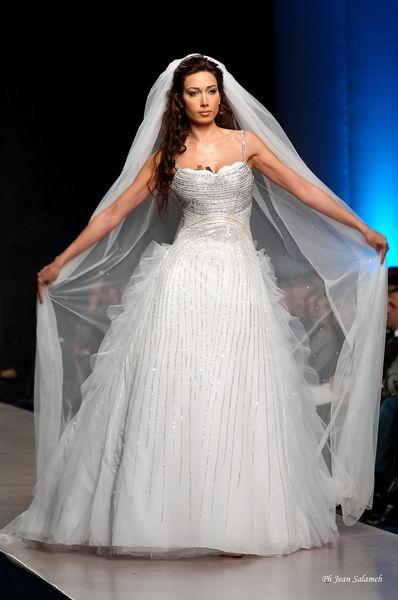 فساتين زفاف للقمرات 12823510
