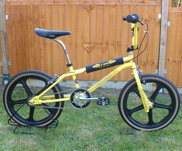Vélo cross - BMX - Bicross Gt_pro10
