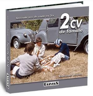 Raid en 2CV  1953/1954 2cvfam10