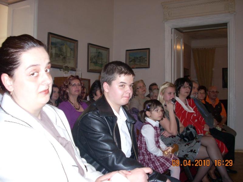 LANSARE DE CARTE Elena Păduraru si Marioara Vişan -9 APRILIE 2010 09_apr13