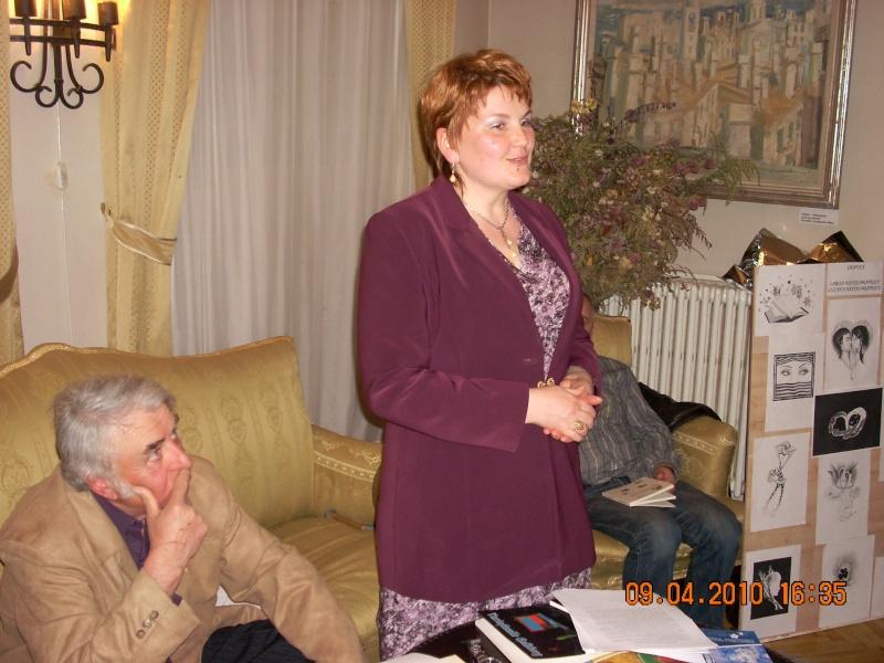 LANSARE DE CARTE Elena Păduraru si Marioara Vişan -9 APRILIE 2010 09_apr14