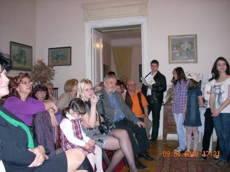 LANSARE DE CARTE Elena Păduraru si Marioara Vişan -9 APRILIE 2010 09_apr17