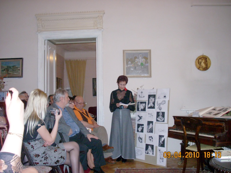 LANSARE DE CARTE Elena Păduraru si Marioara Vişan -9 APRILIE 2010 09_apr19