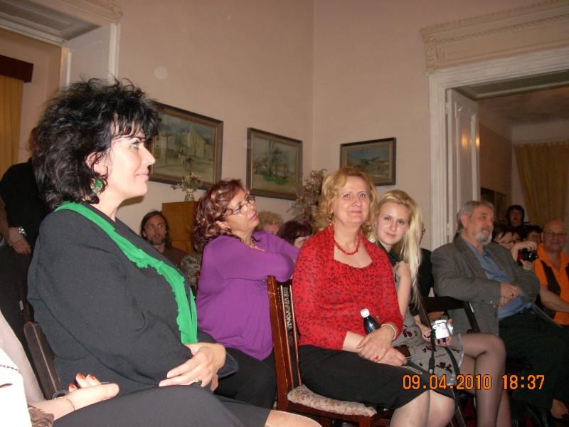 LANSARE DE CARTE Elena Păduraru si Marioara Vişan -9 APRILIE 2010 09_apr20