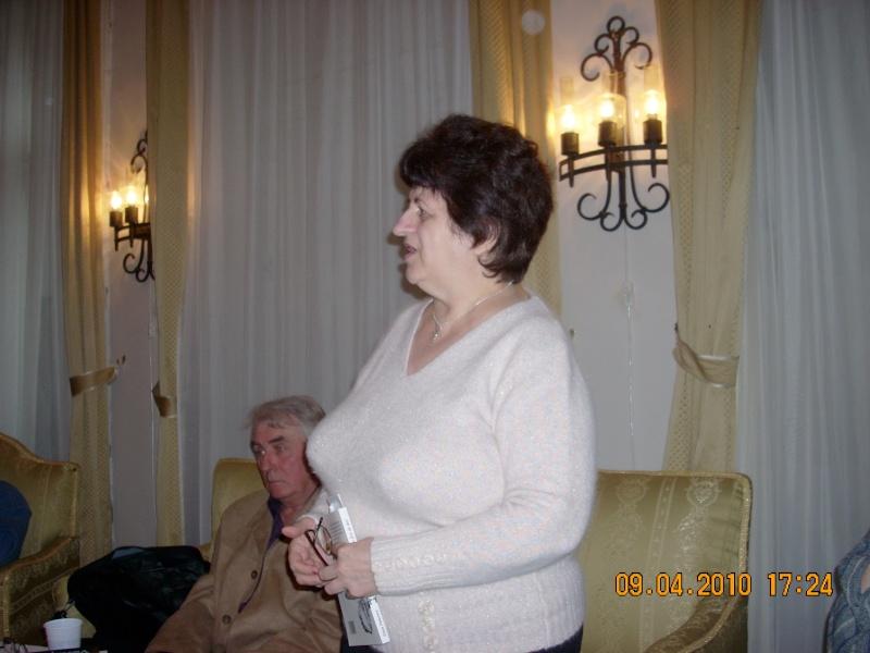 LANSARE DE CARTE Elena Păduraru si Marioara Vişan -9 APRILIE 2010 09_apr23