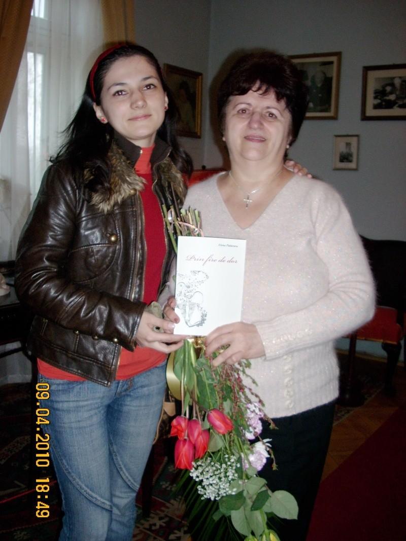9 APRILIE 2010-Sedinta a-II-a a Cenaclului U.P-Lansare de carte-Mărioara Vişan si Elena Păduraru 09_apr25