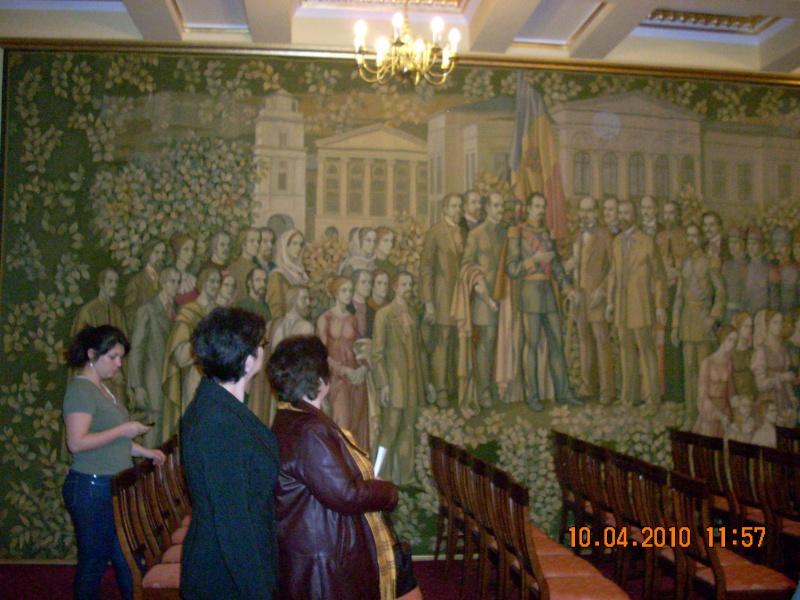9 APRILIE 2010-Sedinta a-II-a a Cenaclului U.P-Lansare de carte-Mărioara Vişan si Elena Păduraru 10_apr11