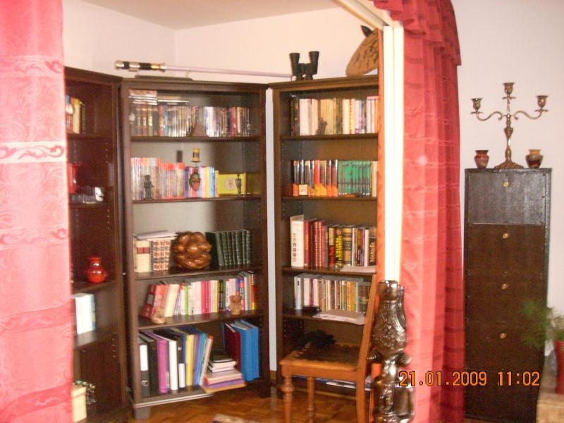 Amenajare locuinta  in stil baroc-Elvetia Biblio10
