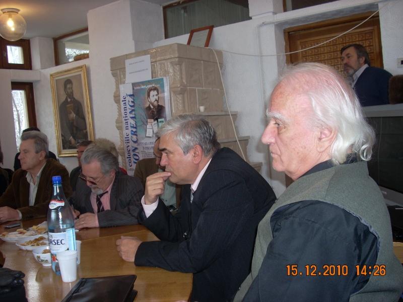 """COLOCVIILE NAŢIONALE """"ION CREANGĂ""""- ediţia a doua-15 dec-2010  Bojdeu49"""