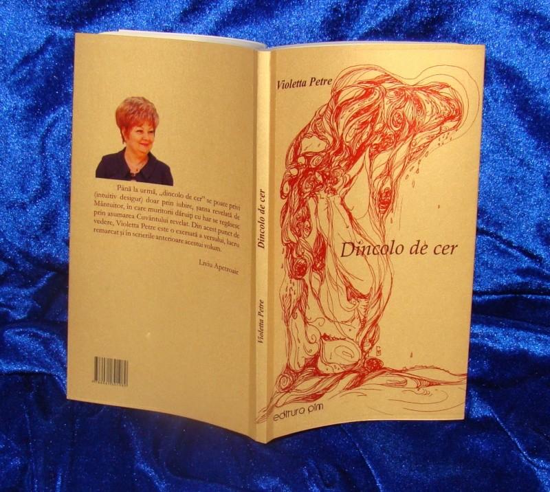 """11 Decembrie 2010- Sedinta a VIII-a a Cenaclului U.P.-Lansare de carte """"Dincolo de cer""""-Violetta Petre C_00610"""