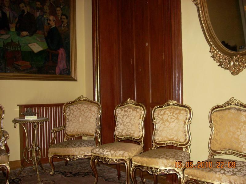 Muzeul Literaturii Române din Iasi (Conacul Vasile Pogor) Casa_p13