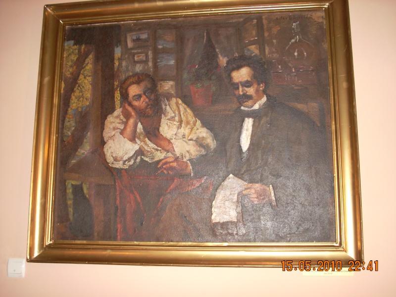 Muzeul Literaturii Române din Iasi (Conacul Vasile Pogor) Casa_p25