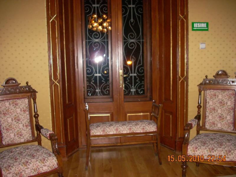 Muzeul Literaturii Române din Iasi (Conacul Vasile Pogor) Casa_p32