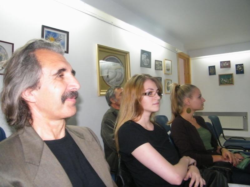 """CENACLUL """"JUNIMEA NOUĂ""""-ediţia a III a Cenac105"""