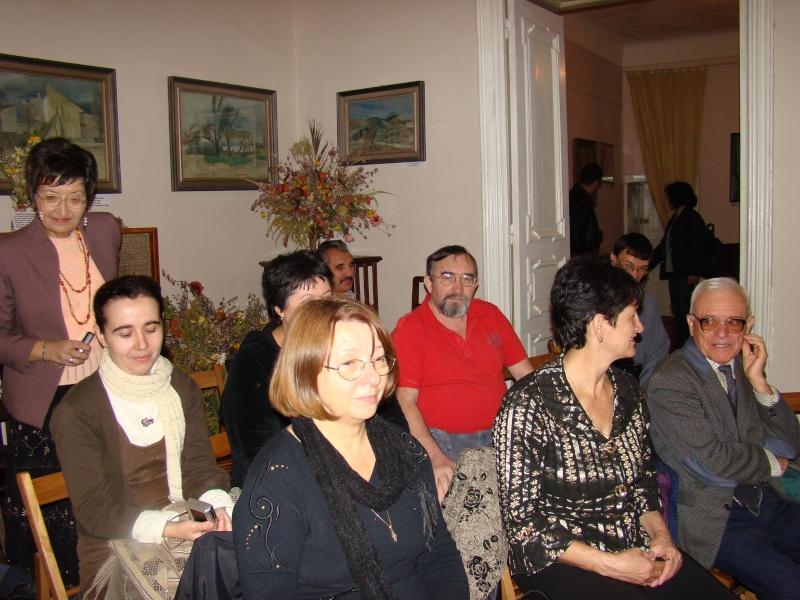 13 noiembrie 2010 -Sedinta a VII-a a Cenaclului U.P.-Lansare de carte-Vasilica Ilie-Fereastra de la Răsăritul Cuvântului Cenac116