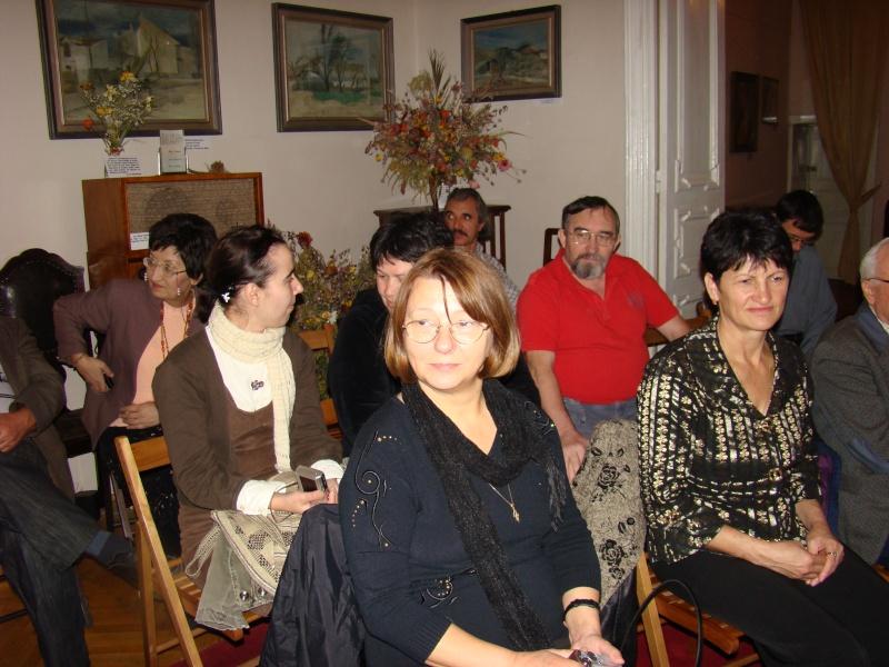 13 noiembrie 2010 -Sedinta a VII-a a Cenaclului U.P.-Lansare de carte-Vasilica Ilie-Fereastra de la Răsăritul Cuvântului Cenac119