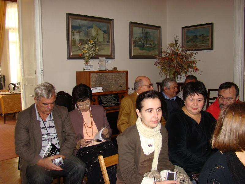 13 noiembrie 2010 -Sedinta a VII-a a Cenaclului U.P.-Lansare de carte-Vasilica Ilie-Fereastra de la Răsăritul Cuvântului Cenac123