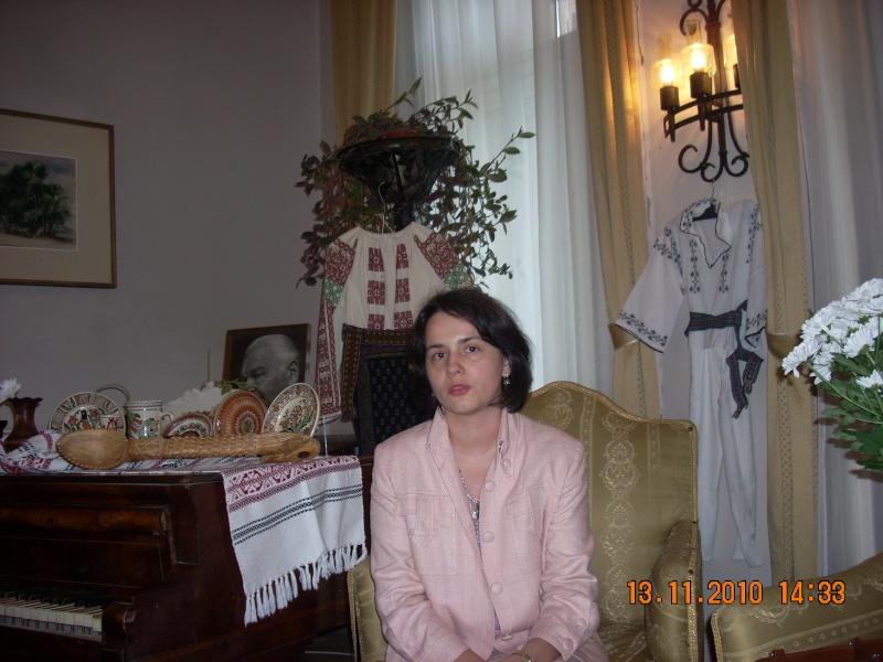 13 noiembrie 2010 -Sedinta a VII-a a Cenaclului U.P.-Lansare de carte-Vasilica Ilie-Fereastra de la Răsăritul Cuvântului Cenac130