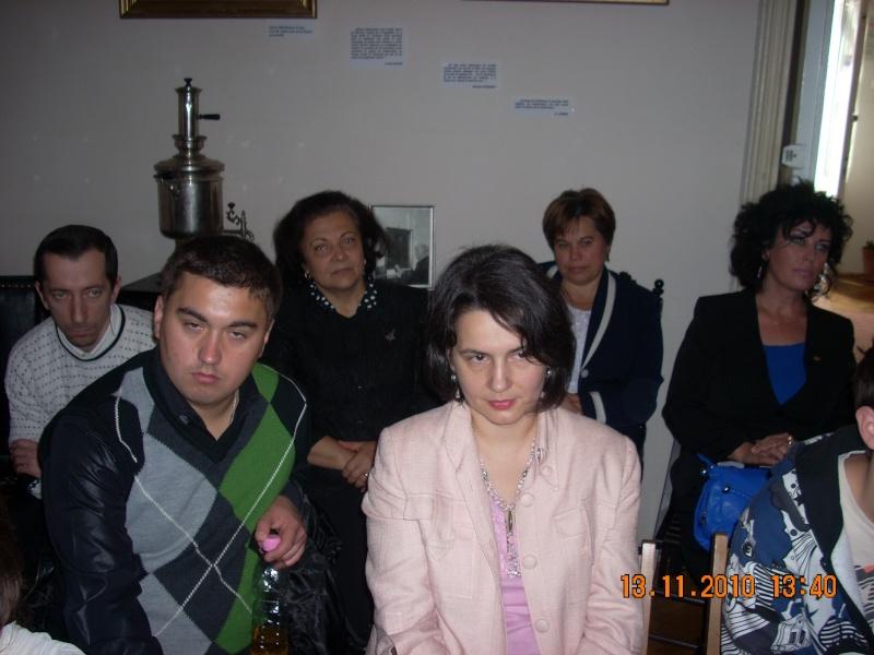 13 noiembrie 2010 -Sedinta a VII-a a Cenaclului U.P.-Lansare de carte-Vasilica Ilie-Fereastra de la Răsăritul Cuvântului Cenac134