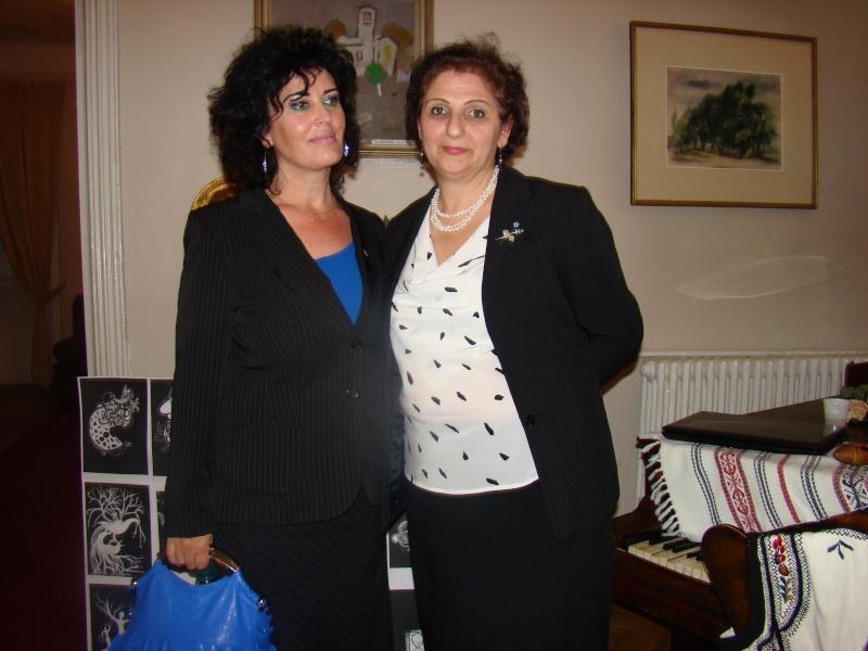 13 noiembrie 2010 -Sedinta a VII-a a Cenaclului U.P.-Lansare de carte-Vasilica Ilie-Fereastra de la Răsăritul Cuvântului Cenac146