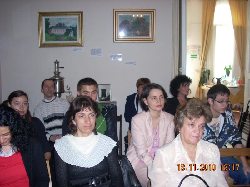 13 noiembrie 2010 -Sedinta a VII-a a Cenaclului U.P.-Lansare de carte-Vasilica Ilie-Fereastra de la Răsăritul Cuvântului Cenac154