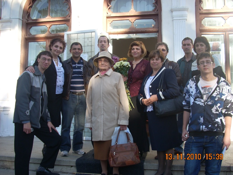 13 noiembrie 2010 -Sedinta a VII-a a Cenaclului U.P.-Lansare de carte-Vasilica Ilie-Fereastra de la Răsăritul Cuvântului Cenac161