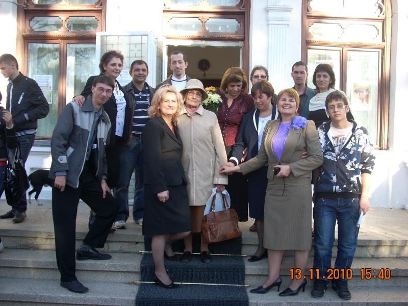 13 noiembrie 2010 -Sedinta a VII-a a Cenaclului U.P.-Lansare de carte-Vasilica Ilie-Fereastra de la Răsăritul Cuvântului Cenac164