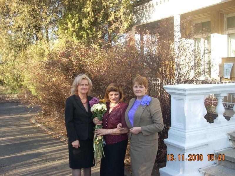 13 noiembrie 2010 -Sedinta a VII-a a Cenaclului U.P.-Lansare de carte-Vasilica Ilie-Fereastra de la Răsăritul Cuvântului Cenac168