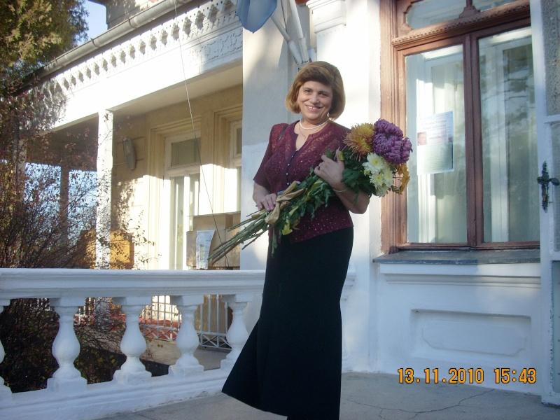 13 noiembrie 2010 -Sedinta a VII-a a Cenaclului U.P.-Lansare de carte-Vasilica Ilie-Fereastra de la Răsăritul Cuvântului Cenac174