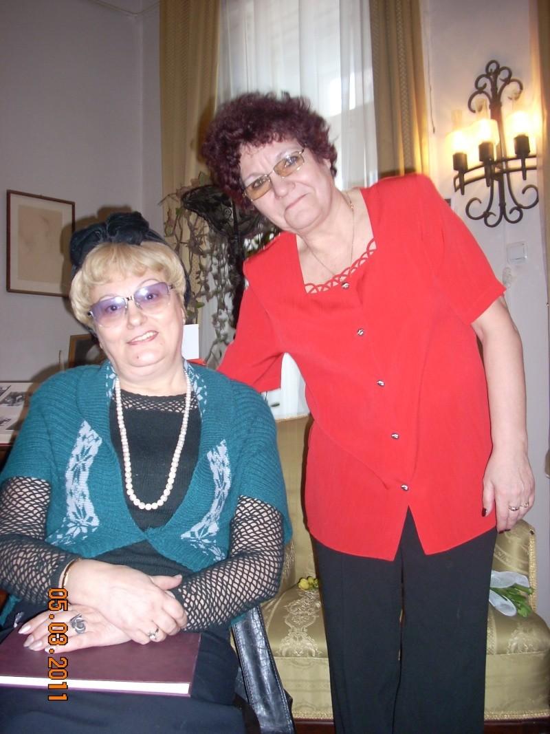 """5 Martie 2011-Sedinta a-XI-a a Cenaclului U.P.-Lansare de carte-""""Stau la poarta viselor""""-de Silvia V. Gurău Cenac183"""