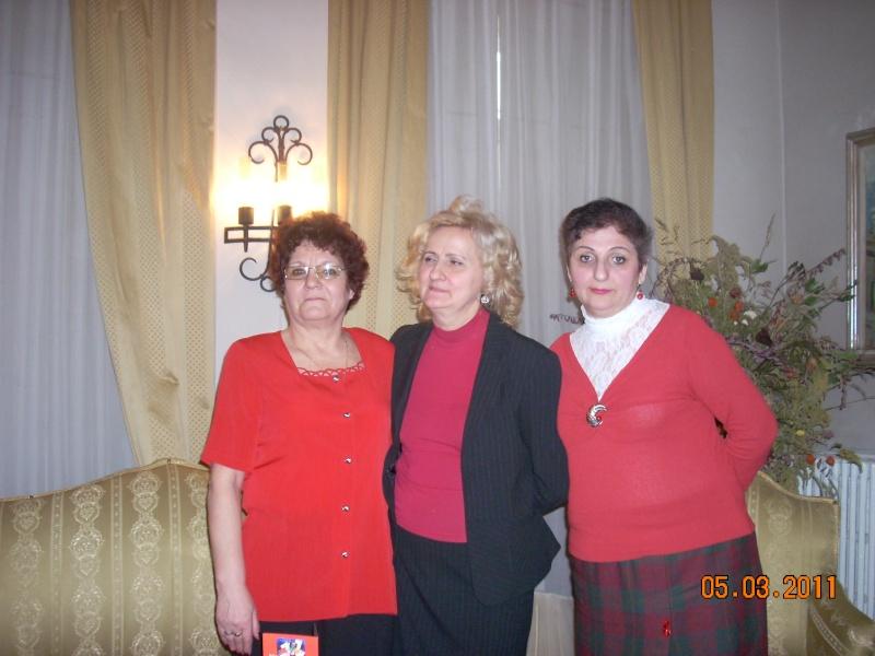 """5 Martie 2011-Sedinta a-XI-a a Cenaclului U.P.-Lansare de carte-""""Stau la poarta viselor""""-de Silvia V. Gurău Cenac188"""