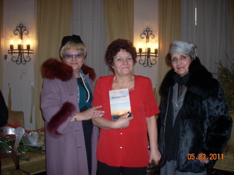 """5 Martie 2011-Sedinta a-XI-a a Cenaclului U.P.-Lansare de carte-""""Stau la poarta viselor""""-de Silvia V. Gurău Cenac189"""