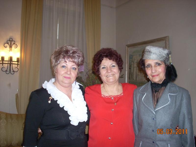 """5 Martie 2011-Sedinta a-XI-a a Cenaclului U.P.-Lansare de carte-""""Stau la poarta viselor""""-de Silvia V. Gurău Cenac190"""