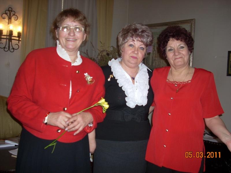 """5 Martie 2011-Sedinta a-XI-a a Cenaclului U.P.-Lansare de carte-""""Stau la poarta viselor""""-de Silvia V. Gurău Cenac191"""
