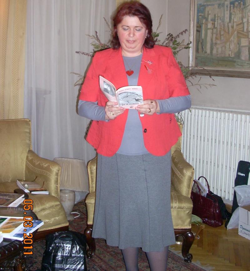 """5 Martie 2011-Sedinta a-XI-a a Cenaclului U.P.-Lansare de carte-""""Stau la poarta viselor""""-de Silvia V. Gurău Cenac198"""