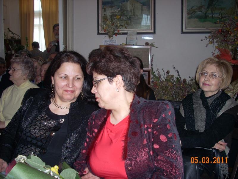 """5 Martie 2011-Sedinta a-XI-a a Cenaclului U.P.-Lansare de carte-""""Stau la poarta viselor""""-de Silvia V. Gurău Cenac204"""