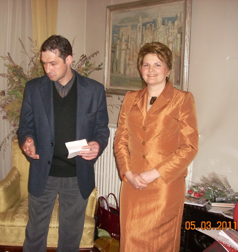 """5 Martie 2011-Sedinta a-XI-a a Cenaclului U.P.-Lansare de carte-""""Stau la poarta viselor""""-de Silvia V. Gurău Cenac218"""