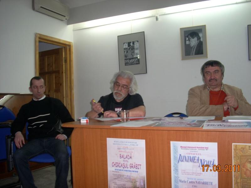 """CENACLUL """"JUNIMEA NOUĂ""""-ediţia a VIII a Cenac235"""