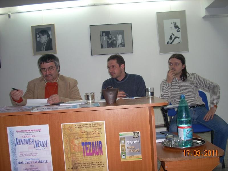"""CENACLUL """"JUNIMEA NOUĂ""""-ediţia a VIII a Cenac236"""