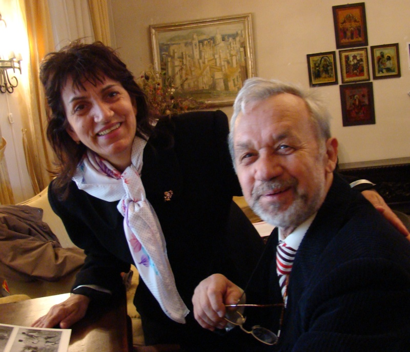 09 aprilie 2011-Sedinta A XII-a Cenaclului U.P-Lansari de carte-Dorina Neculce (Ciocan) si Aurel Avram Stanescu Cenac256